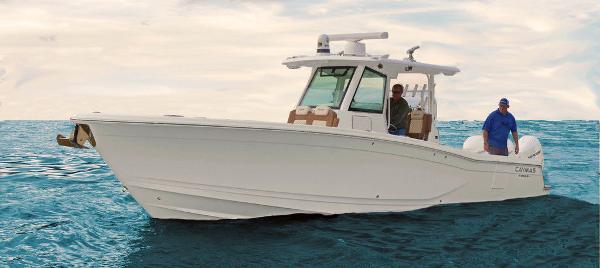 2021 Caymas 341CC