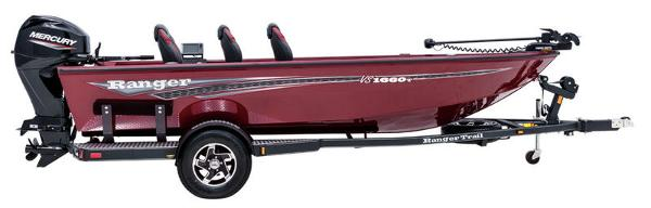 2022 Ranger Boats boat for sale, model of the boat is VS1660T & Image # 1 of 1