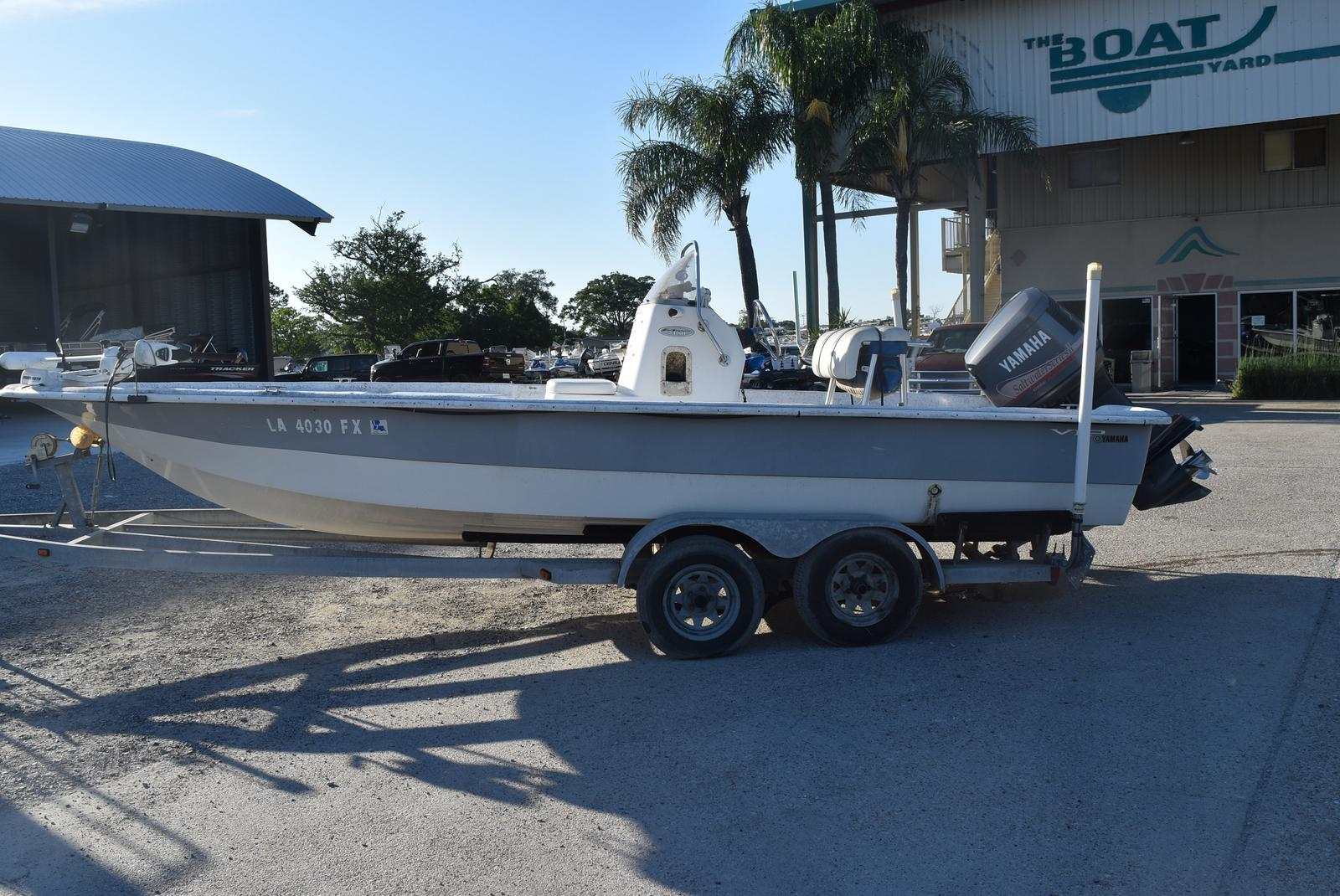 2005 Bay Stealth boat for sale, model of the boat is 2180 & Image # 1 of 10