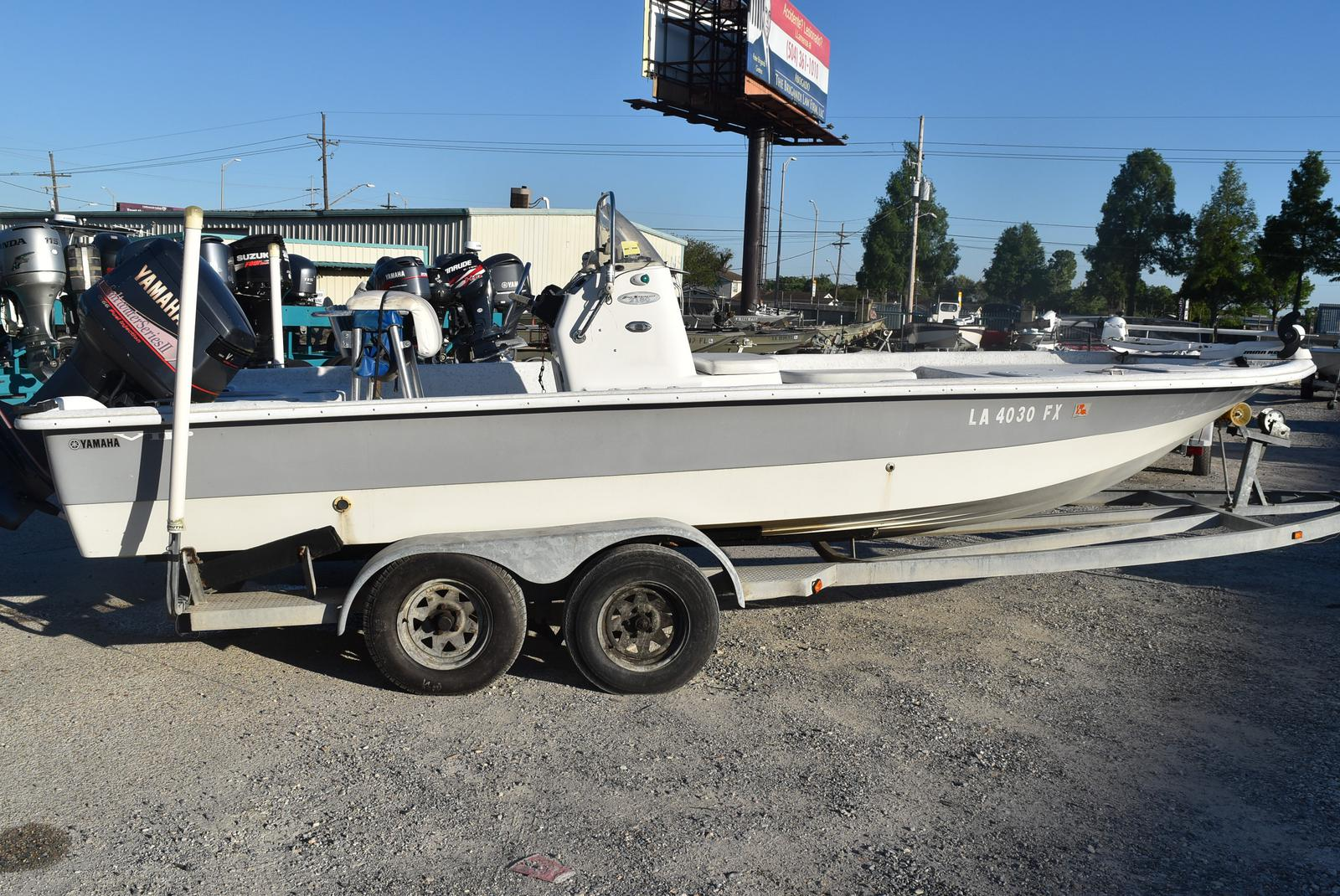 2005 Bay Stealth boat for sale, model of the boat is 2180 & Image # 2 of 10
