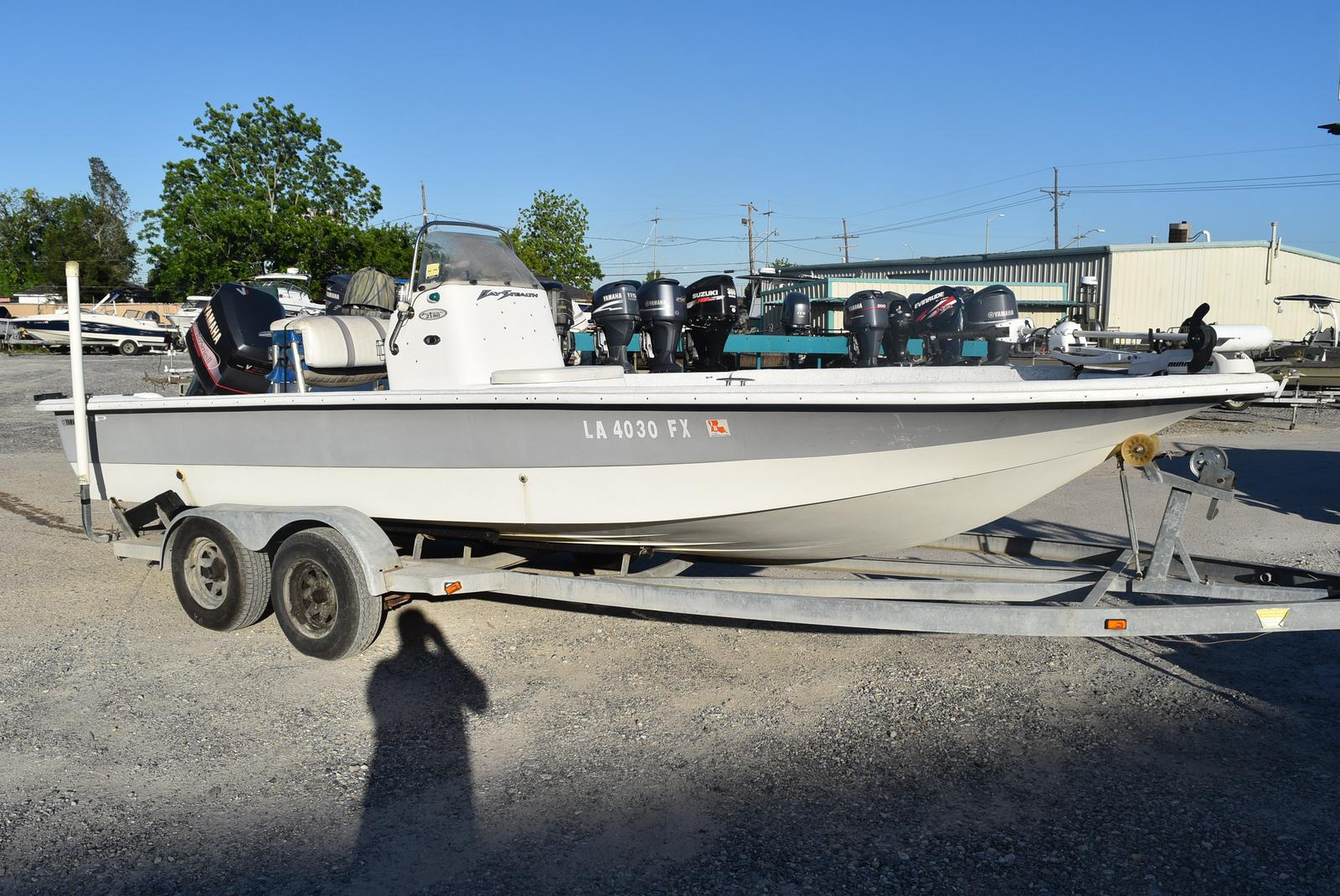 2005 Bay Stealth boat for sale, model of the boat is 2180 & Image # 3 of 10