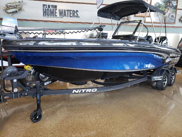 2020 Nitro boat for sale, model of the boat is ZV21 & Image # 1 of 49