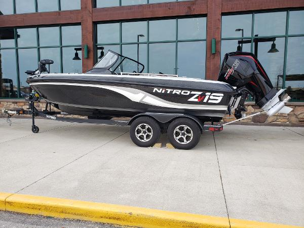 2020 Nitro boat for sale, model of the boat is ZV19 & Image # 1 of 62