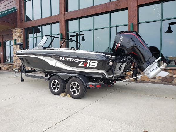 2020 Nitro boat for sale, model of the boat is ZV19 & Image # 2 of 62