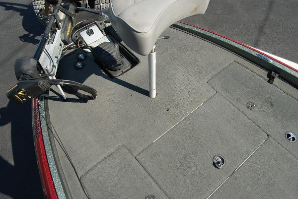2006 Triton boat for sale, model of the boat is 20X & Image # 8 of 12