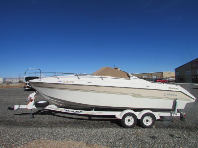 1997 Seaswirl boat for sale, model of the boat is 230 Cuddy & Image # 1 of 29