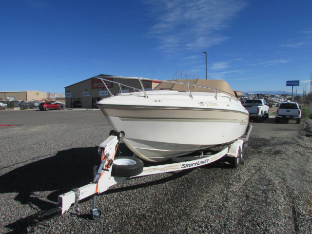 1997 Seaswirl boat for sale, model of the boat is 230 Cuddy & Image # 2 of 29