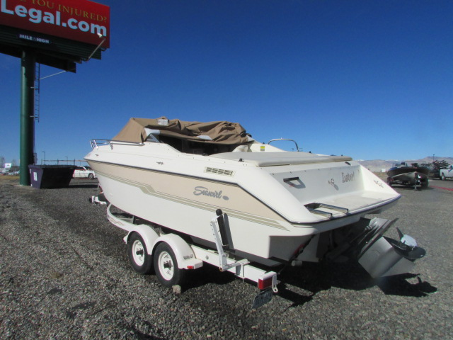 1997 Seaswirl boat for sale, model of the boat is 230 Cuddy & Image # 27 of 29