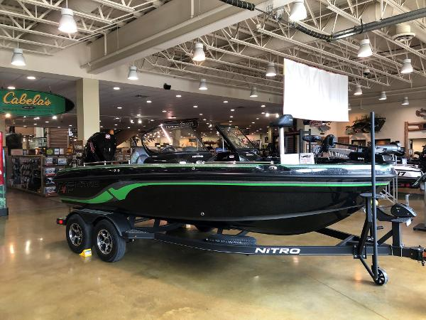 2020 Nitro boat for sale, model of the boat is ZV19 & Image # 1 of 7