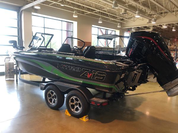 2020 Nitro boat for sale, model of the boat is ZV19 & Image # 3 of 7