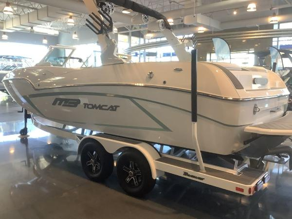 2021 MB Sports boat for sale, model of the boat is F22 Tomcat Alpha & Image # 1 of 11