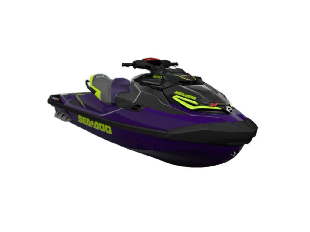 2021 SEA-DOO RXT-X 300 Midnight Purple thumbnail