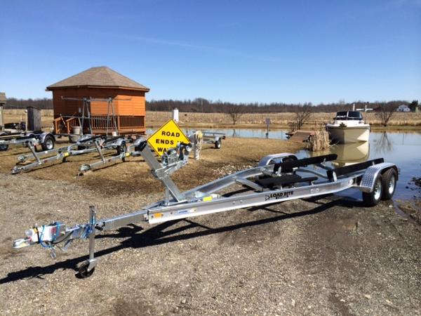 2022 LOAD RITE TRAILERS 5S-AC25T6000102LTB1 image
