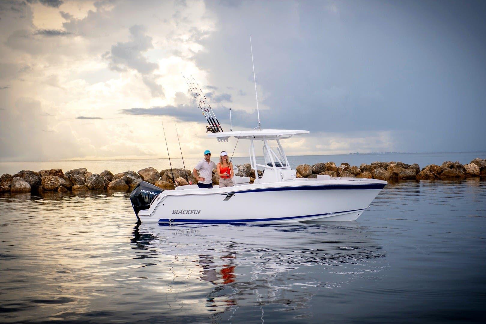 2022 Blackfin 222CC