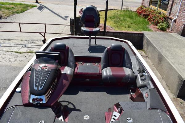 2017 Ranger Boats boat for sale, model of the boat is Z521C & Image # 17 of 69