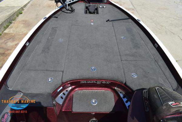 2017 Ranger Boats boat for sale, model of the boat is Z521C & Image # 54 of 69