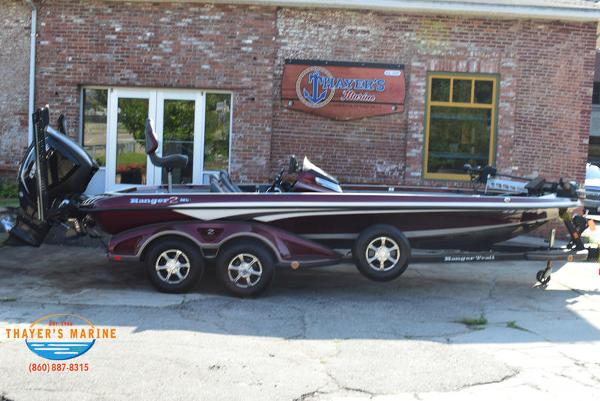 2017 Ranger Boats boat for sale, model of the boat is Z521C & Image # 1 of 69
