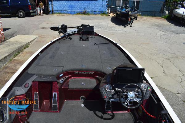 2017 Ranger Boats boat for sale, model of the boat is Z521C & Image # 59 of 69