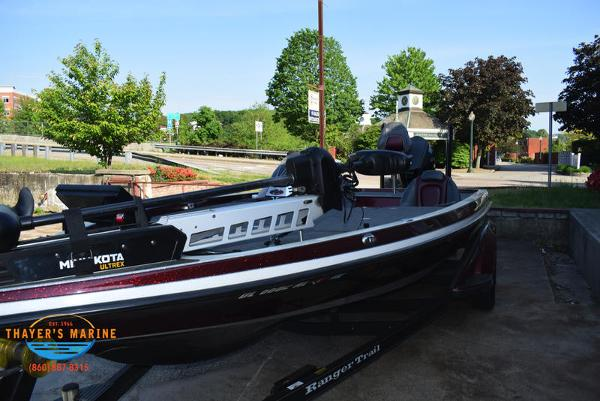 2017 Ranger Boats boat for sale, model of the boat is Z521C & Image # 62 of 69