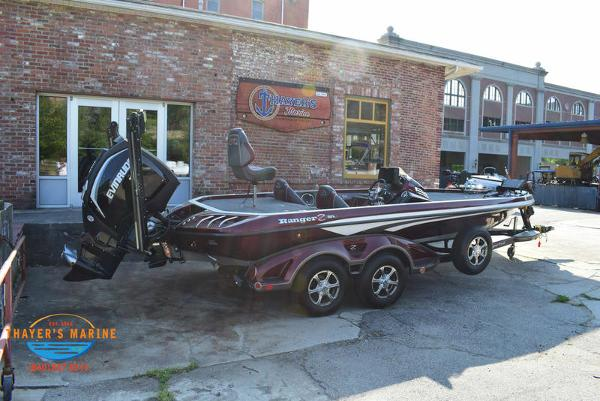 2017 Ranger Boats boat for sale, model of the boat is Z521C & Image # 64 of 69