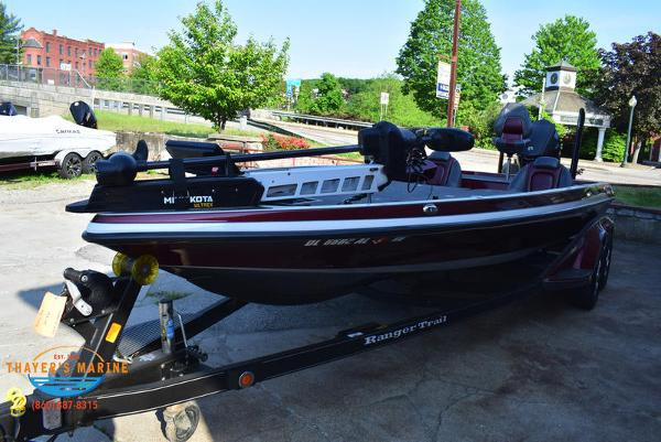 2017 Ranger Boats boat for sale, model of the boat is Z521C & Image # 67 of 69