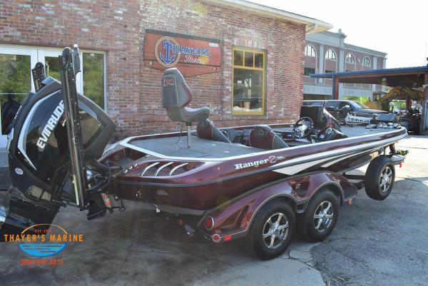 2017 Ranger Boats boat for sale, model of the boat is Z521C & Image # 68 of 69