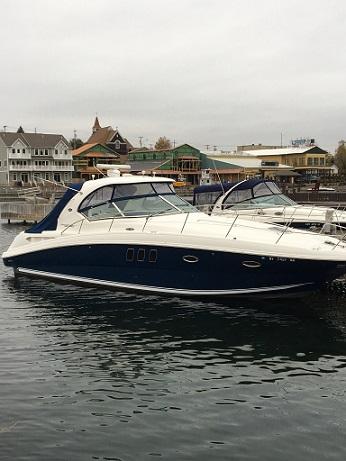 2010 SEA RAY 390DA