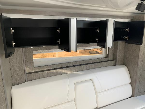 2021 Monterey boat for sale, model of the boat is 335 Sport Yacht & Image # 45 of 52