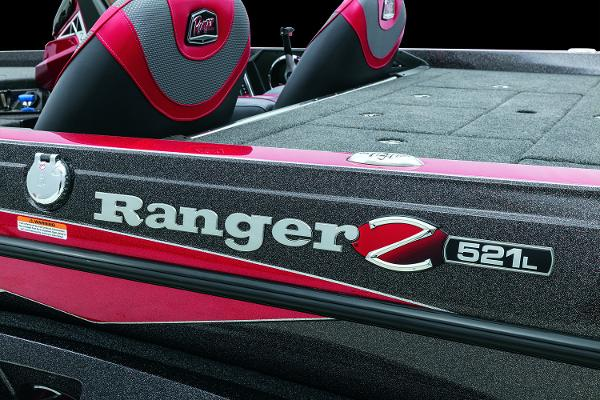 2021 Ranger Boats boat for sale, model of the boat is Z521L RANGER CUP EQUIPPED & Image # 25 of 70