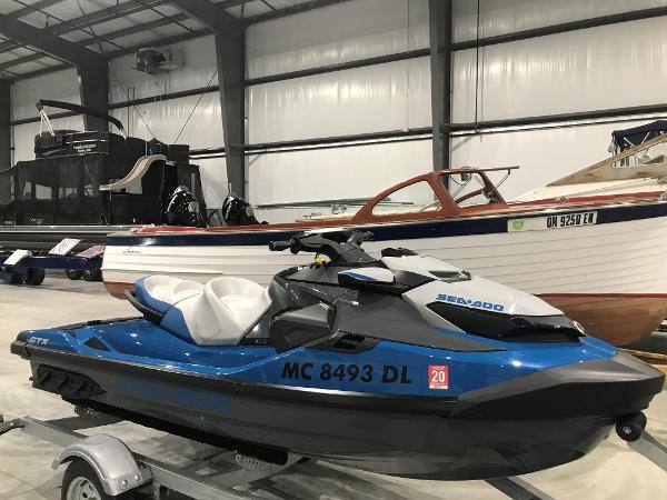 2018 Sea-Doo GTX 155
