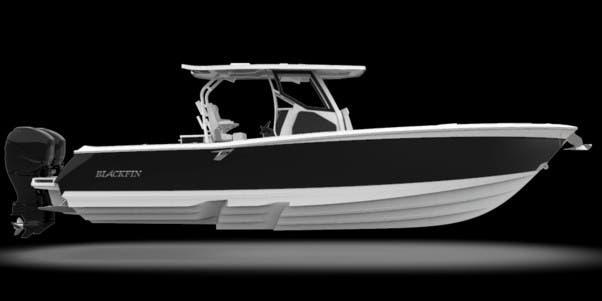 2022 Blackfin 332cc