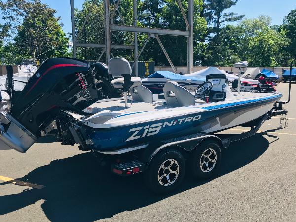 2020 Nitro boat for sale, model of the boat is Z19 & Image # 6 of 52