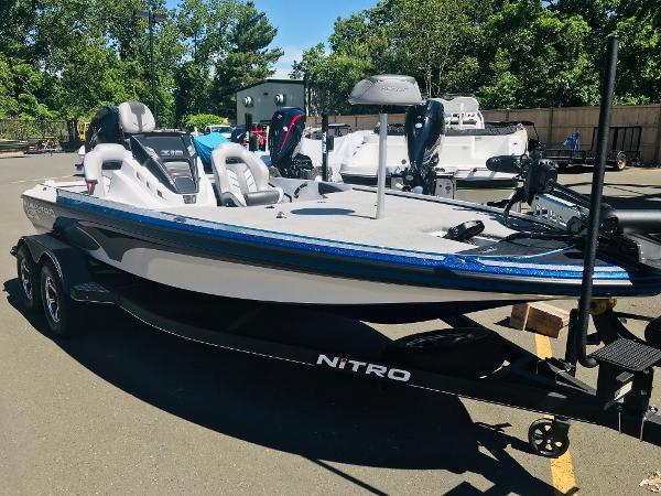 2020 Nitro boat for sale, model of the boat is Z19 & Image # 5 of 52