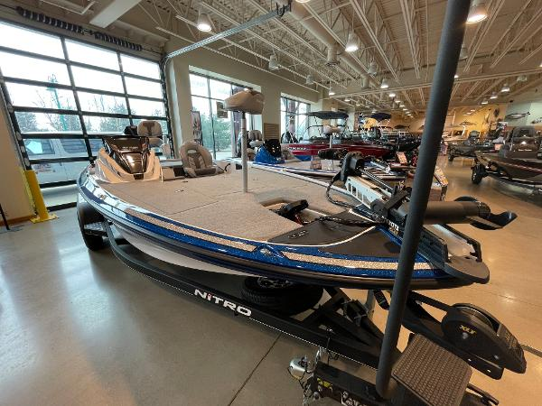 2020 Nitro boat for sale, model of the boat is Z19 & Image # 3 of 52