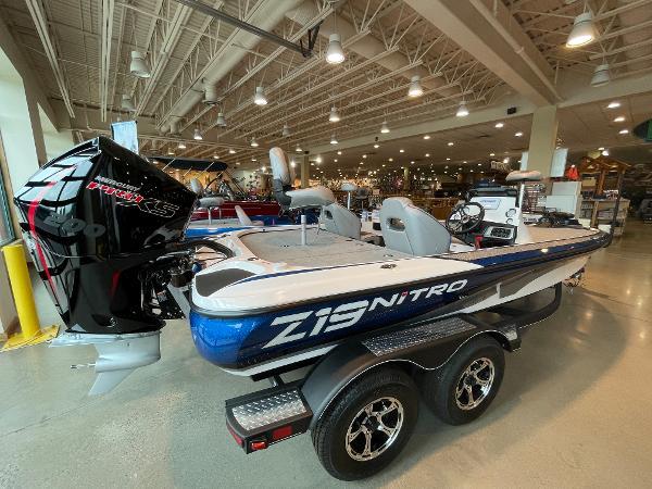 2020 Nitro boat for sale, model of the boat is Z19 & Image # 4 of 52