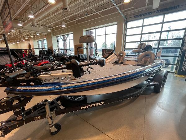 2020 Nitro boat for sale, model of the boat is Z19 & Image # 2 of 52