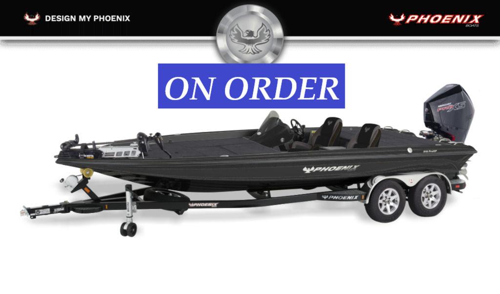 2022 Phoenix Bass Boats 721 ProXP
