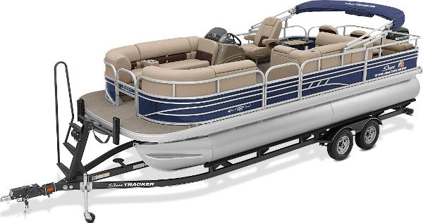 2021 Sun Tracker boat for sale, model of the boat is Sport Fish 22 & Image # 1 of 3