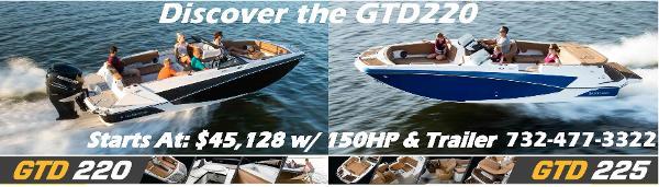 2022 GLASTRON GTD 220 thumbnail