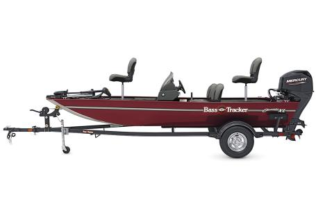 2021 Tracker Boats boat for sale, model of the boat is Bass Tracker Classic & Image # 3 of 31