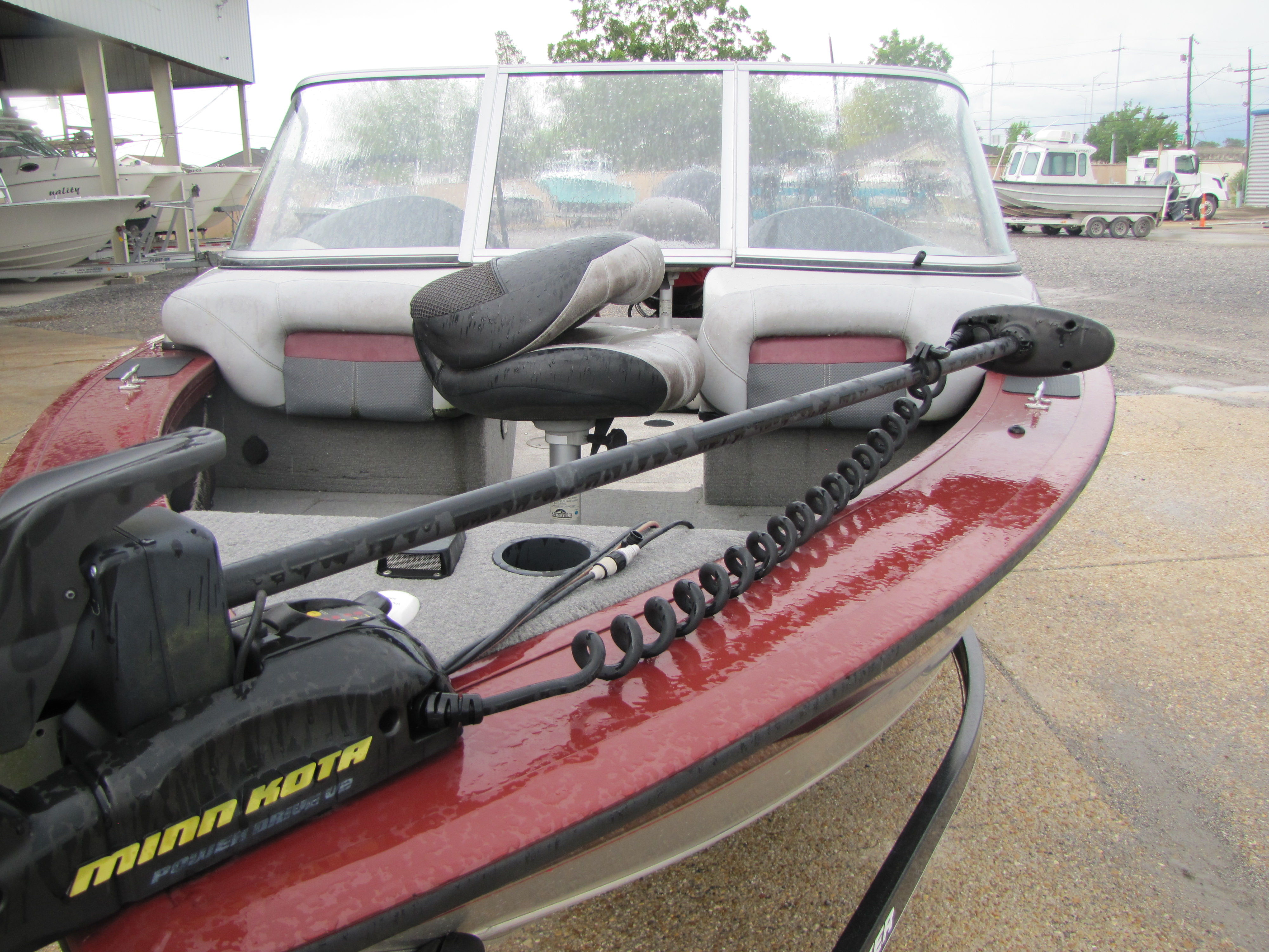 2013 Tracker Boats boat for sale, model of the boat is V 18 & Image # 2 of 5