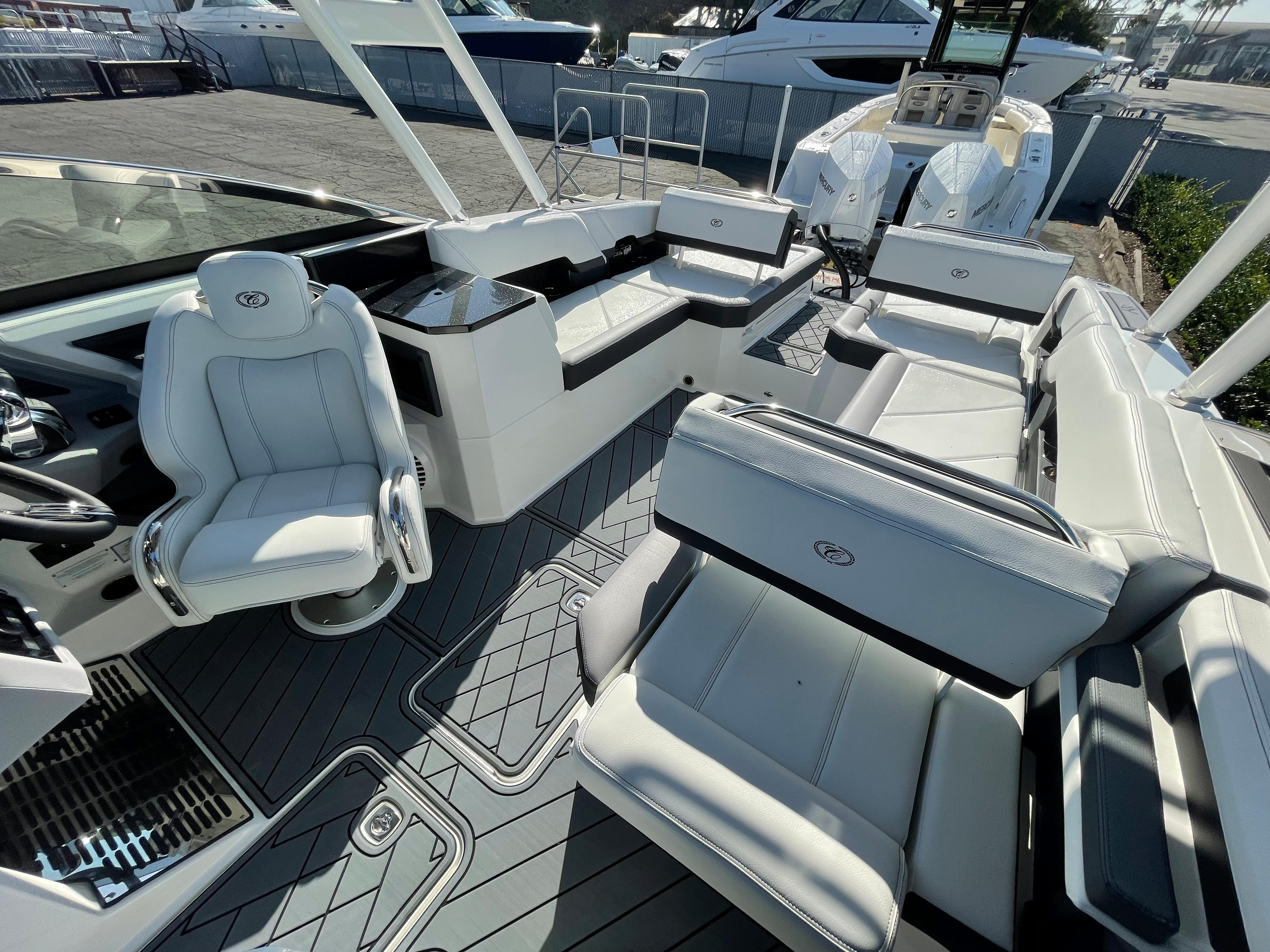 2022 Cobalt R8 Outboard #C8002G inventory image at Sun Country Coastal in Newport Beach