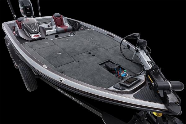 2021 Ranger Boats boat for sale, model of the boat is Z520C Ranger Cup Equipped & Image # 12 of 26