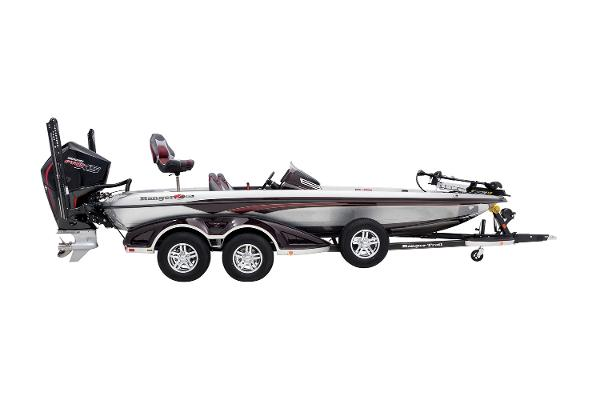 2021 Ranger Boats boat for sale, model of the boat is Z520C Ranger Cup Equipped & Image # 23 of 26