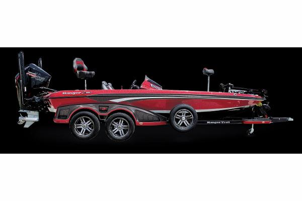 2021 Ranger Boats boat for sale, model of the boat is Z520C Ranger Cup Equipped & Image # 22 of 26