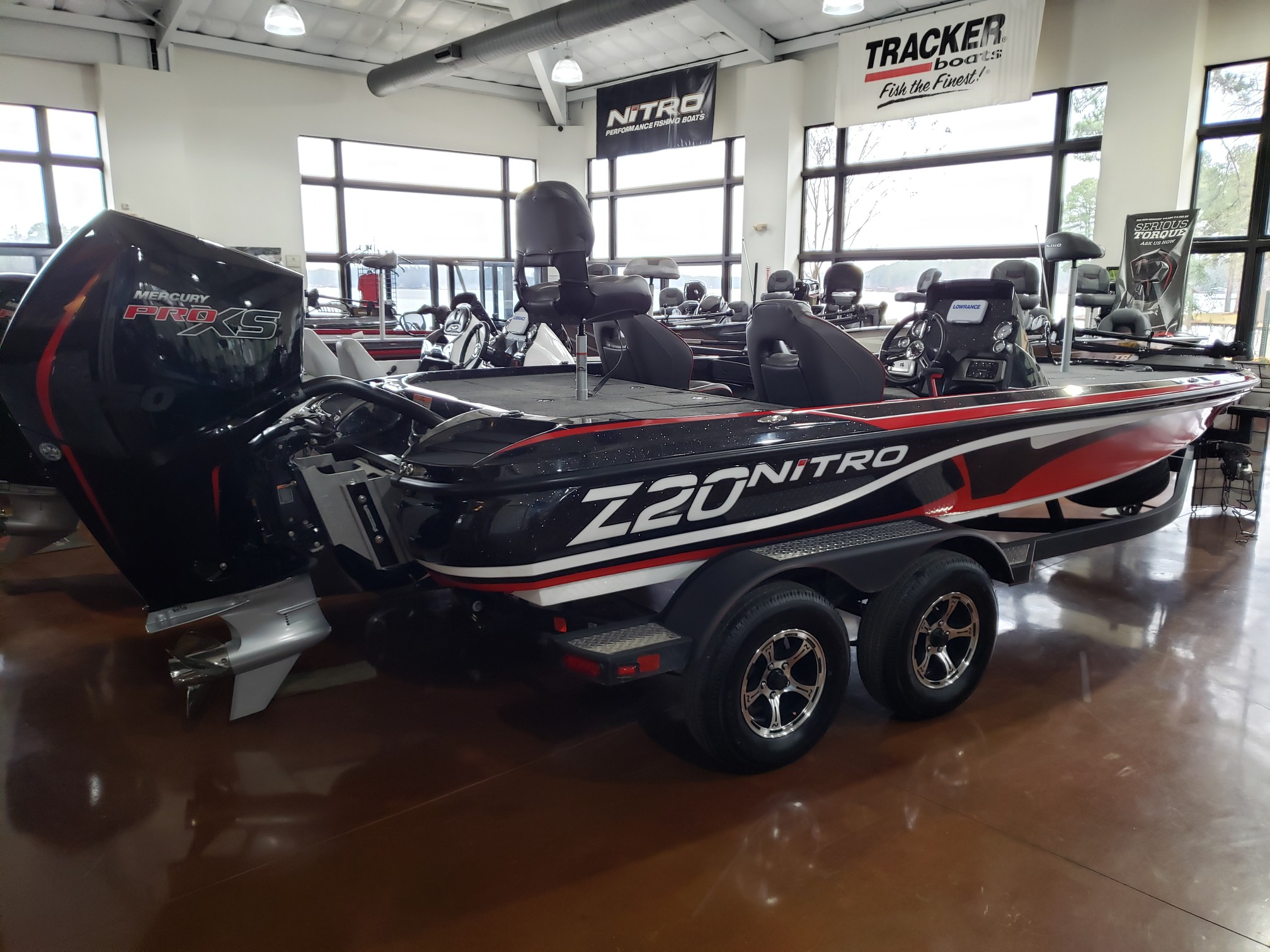 2021 Nitro boat for sale, model of the boat is NZ20 SC21 & Image # 1 of 50