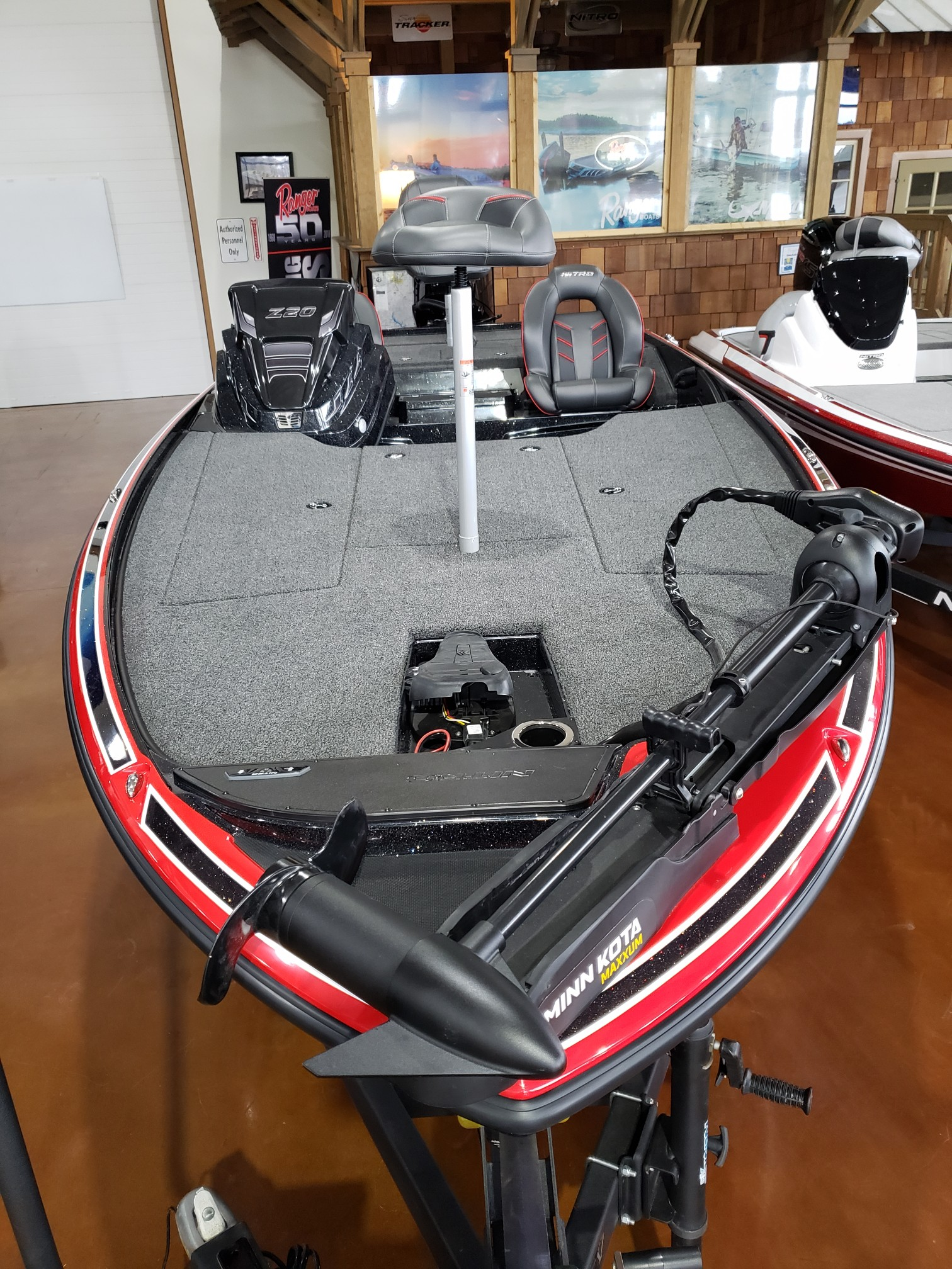 2021 Nitro boat for sale, model of the boat is NZ20 SC21 & Image # 19 of 50