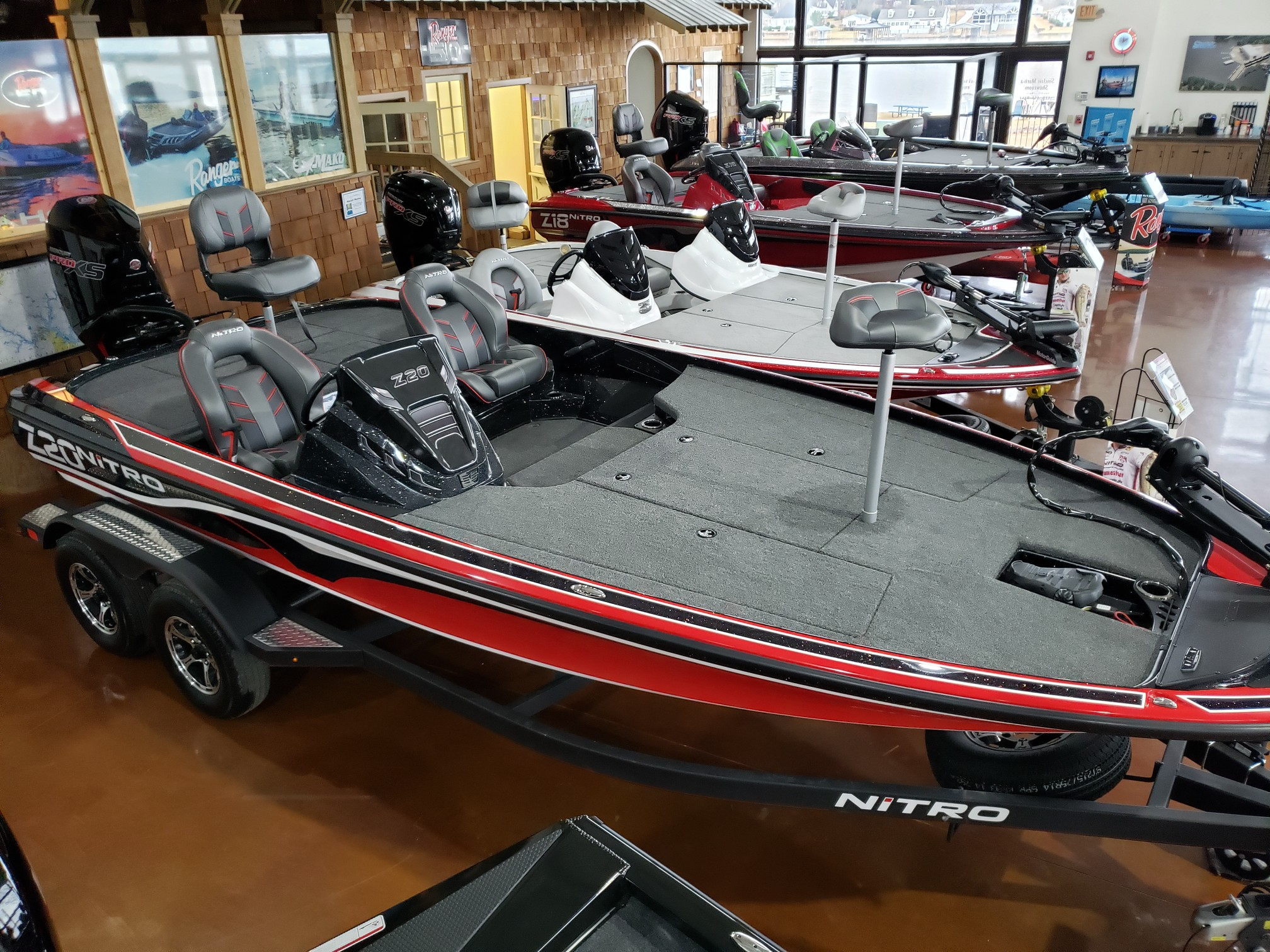 2021 Nitro boat for sale, model of the boat is NZ20 SC21 & Image # 25 of 50