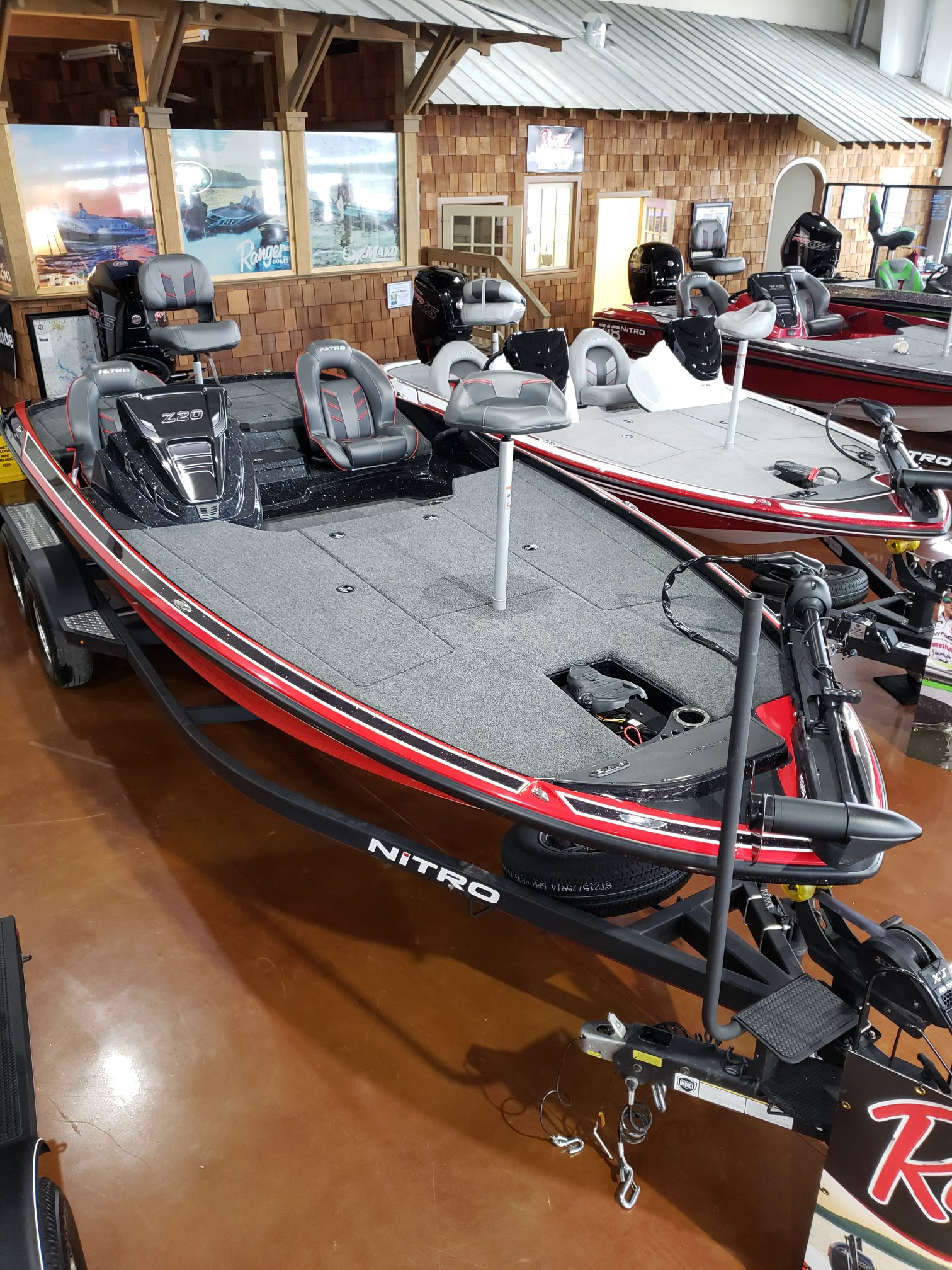 2021 Nitro boat for sale, model of the boat is NZ20 SC21 & Image # 49 of 50