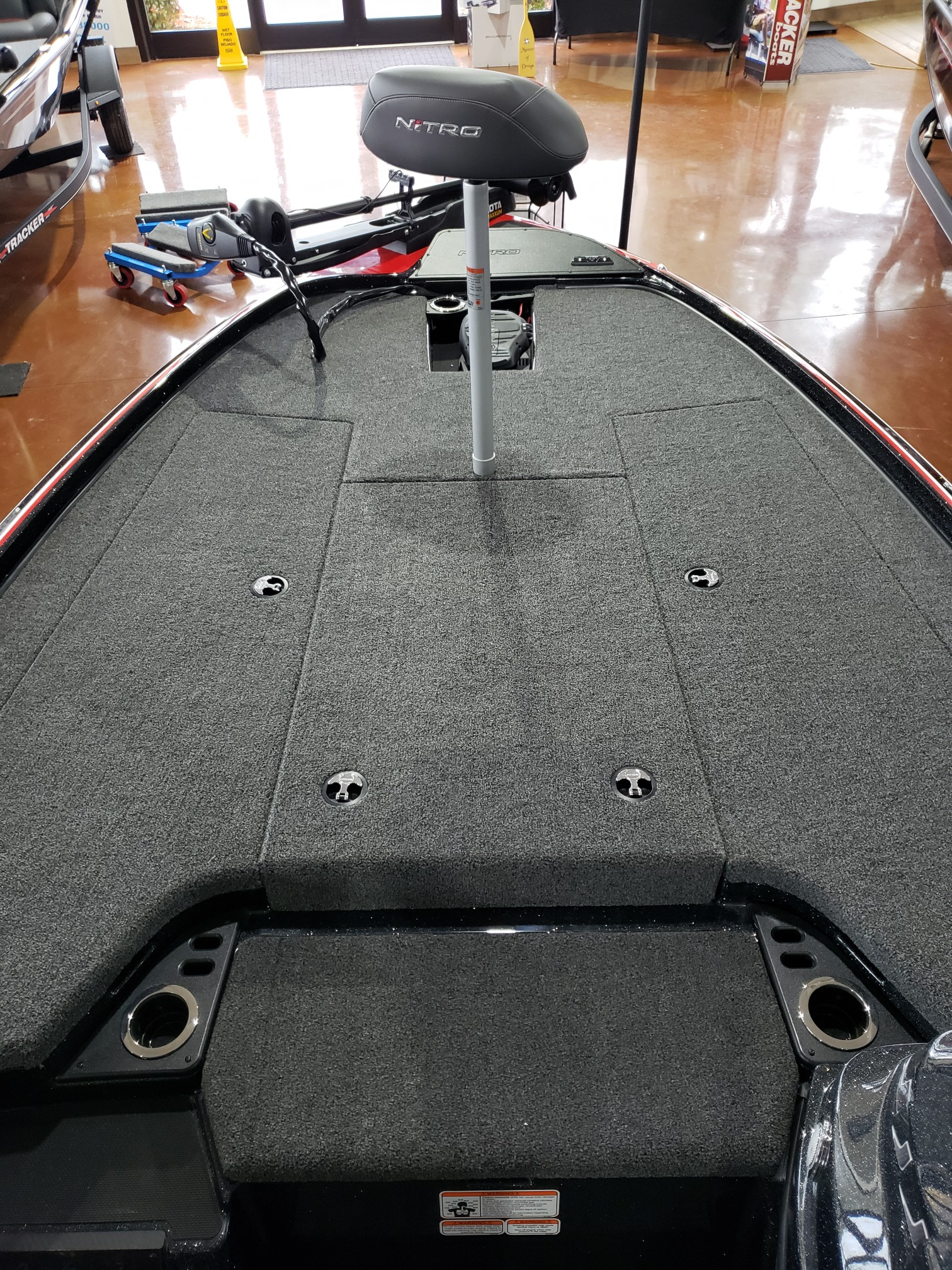 2021 Nitro boat for sale, model of the boat is NZ20 SC21 & Image # 50 of 50